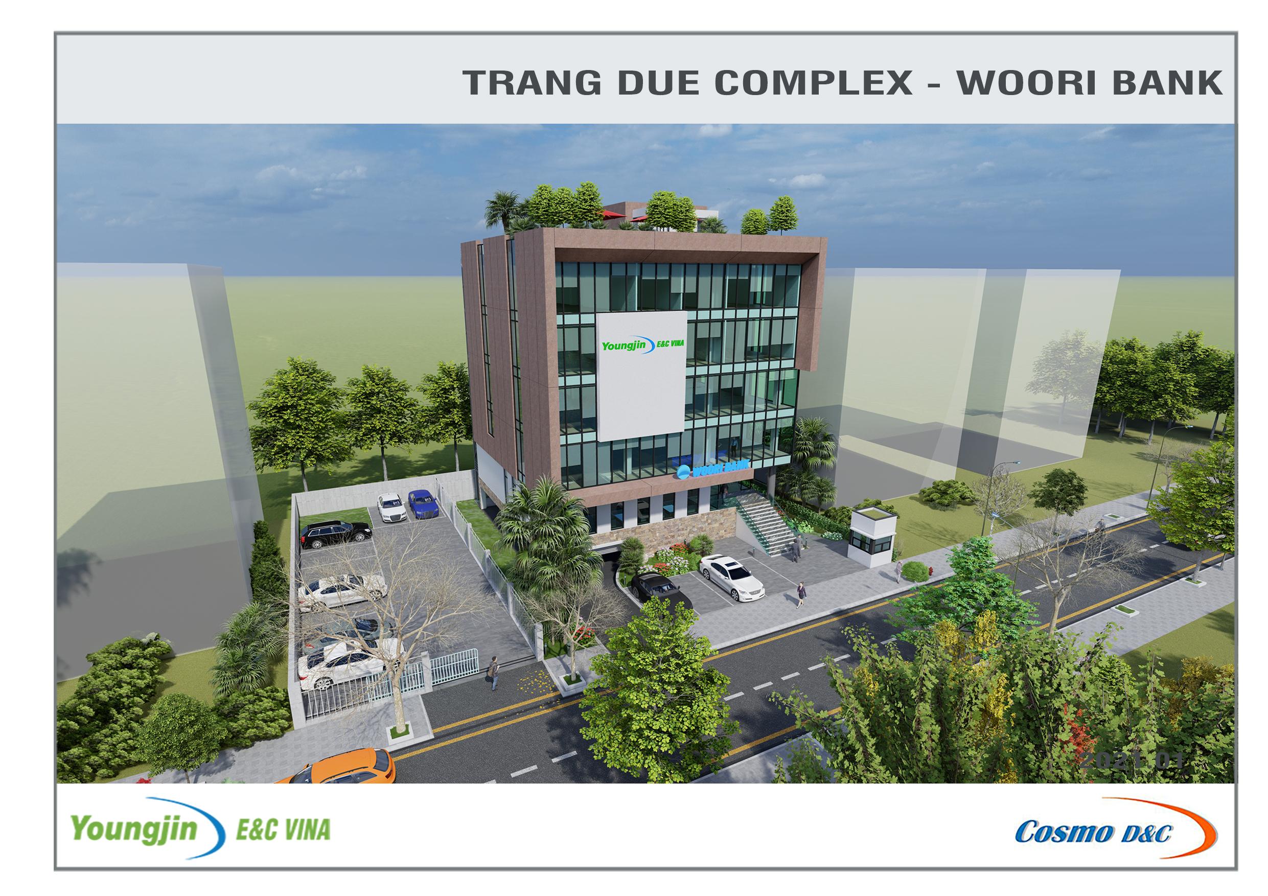 Youngjin E&C Vina Trang Due Complex Building0